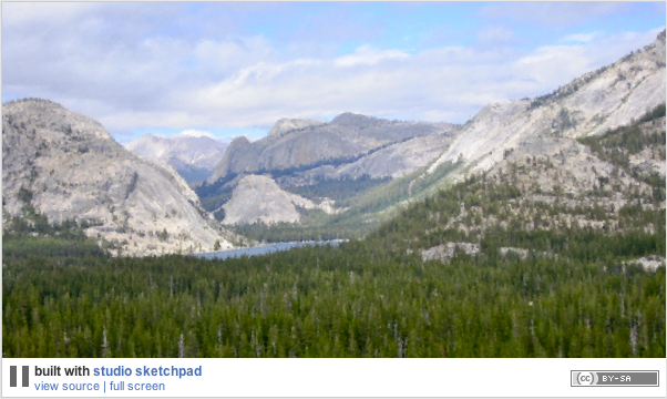 Sketchpad hosts images